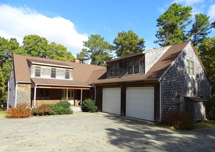 Harwich Cape Cod vacation rental - Exterior of house – 5 parking space available