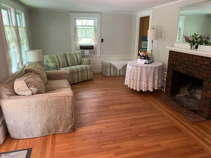 Falmouth Village Cape Cod vacation rental - High-speed internet and two sitting areas with TVs for streaming