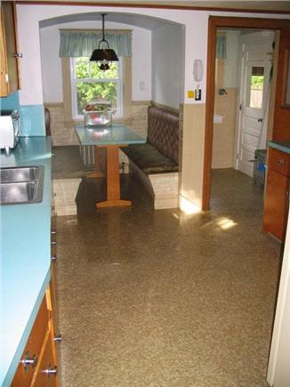Falmouth Cape Cod vacation rental - Funky kitchen fullly outfitted w/ cooking utensils, plates, etc
