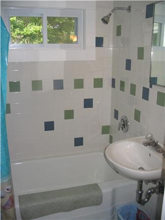 Falmouth Village Cape Cod vacation rental - Bathroom (2 full baths + outdoor shower)