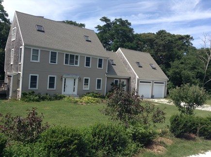 West Hyannisport Cape Cod vacation rental - Nearly new, large 3000 sf Colonial with 3-zone Central AC