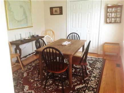 West Hyannisport Cape Cod vacation rental - Formal Dining Room is geat for entertaining