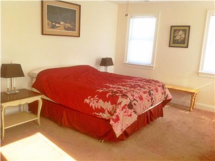 West Hyannisport Cape Cod vacation rental - Bedroom-1 has private bath and his/hers closets