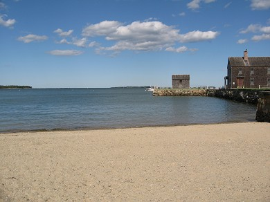Kingston MA vacation rental - Blue Sky, Sand and H2O = GO! GO! GO!