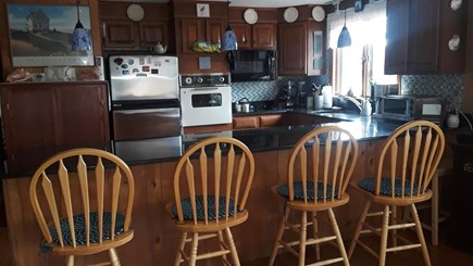 Wellfleet, Indian Neck Cape Cod vacation rental - Kitchen