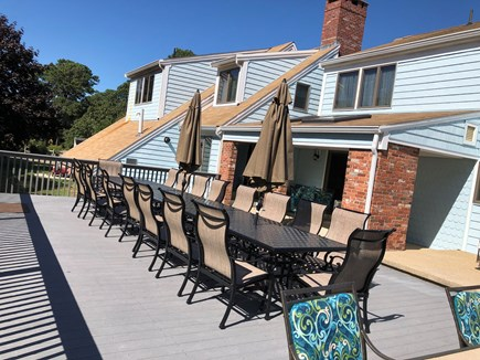 Eastham Cape Cod vacation rental - Outdoor seating