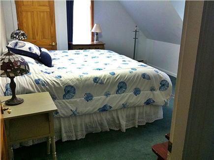 Eastham Cape Cod vacation rental - Main house- upstairs King bedroom