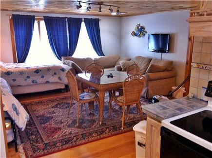 Eastham Cape Cod vacation rental - In law apt living area!