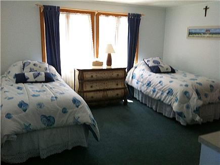 Eastham Cape Cod vacation rental - Main house upstairs bedroom
