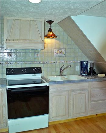Eastham Cape Cod vacation rental - In law apt kitchen