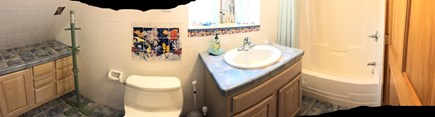 Eastham Cape Cod vacation rental - In-Law Apt Bathroom