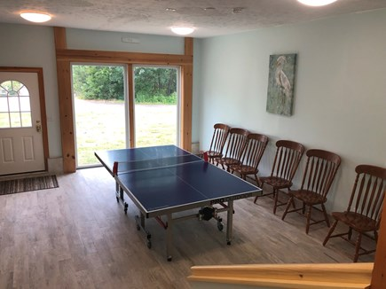 Eastham Cape Cod vacation rental - Ping Pong play room