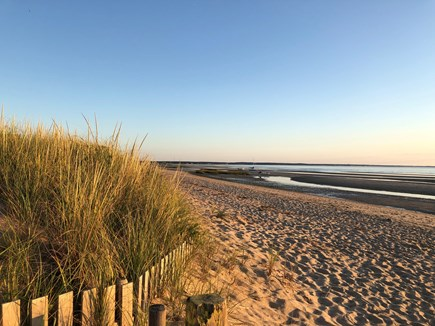 Eastham Cape Cod vacation rental - Kingsbury Beach on the bay side