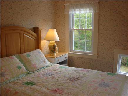 Hyannis Cape Cod vacation rental - Queen sized bedroom with hardwood floors