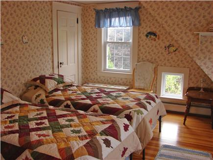 Hyannis Cape Cod vacation rental - Perfect for children – two twin bedroom with trundles