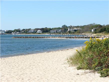 Hyannis Cape Cod vacation rental - Walk or bike one mile to Keyes Beach – stunning!