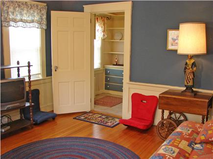 Hyannis Cape Cod vacation rental - Extra play space with high speed, TV and Futon – welcome teens!