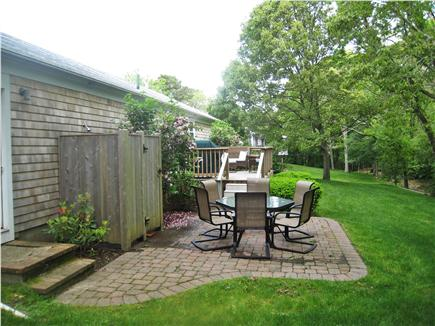 Centerville Centerville vacation rental - Back Patio