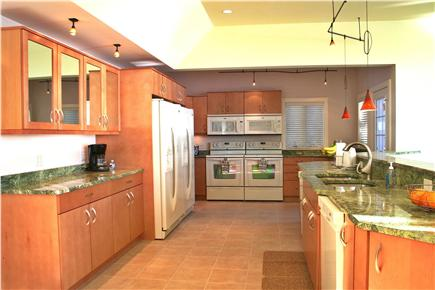 East Orleans Cape Cod vacation rental - The Gourmet Kitchen awaits the Chef