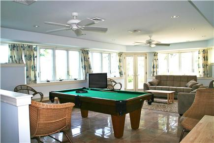 East Orleans Cape Cod vacation rental - The Game Room