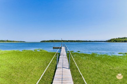 East Orleans Cape Cod vacation rental - Arrive! at the estate