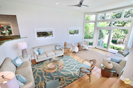East Orleans Cape Cod vacation rental - Enjoy the spacious Great Room with Panoramic views