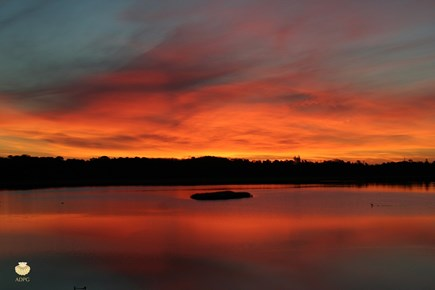 East Orleans Cape Cod vacation rental - A spectacular sunrise.