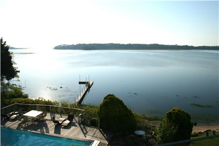 East Orleans Cape Cod vacation rental - The view from the roof top deck