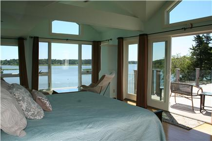 East Orleans Cape Cod vacation rental - The Swan Master Suite