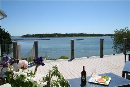 East Orleans Cape Cod vacation rental - Enjoy a drink on the Roof top deck with your friends & family