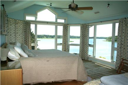 East Orleans Cape Cod vacation rental - The Great Blue Heron Master Suite