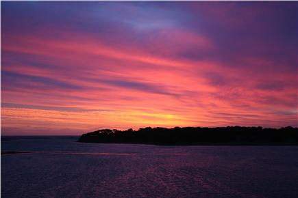East Orleans Cape Cod vacation rental - A Spectacular Sunrise