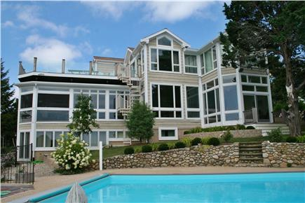 East Orleans Cape Cod vacation rental - The Executive Estate