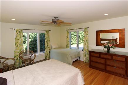 East Orleans Cape Cod vacation rental - The Seal Master Suite