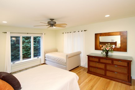 East Orleans Cape Cod vacation rental - The Seal Master Suite with Ensuite Bath, Queen & 2 twin trundles