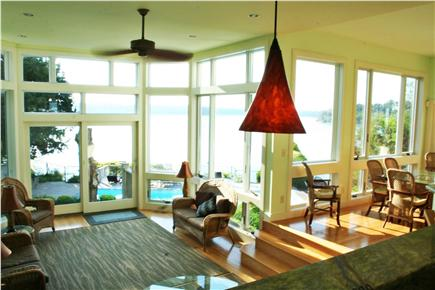 East Orleans Cape Cod vacation rental - Take in the Beauty of the Cape from the Great Room