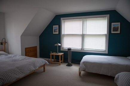 Wellfleet Cape Cod vacation rental - Large bedroom - one queen and two twin beds