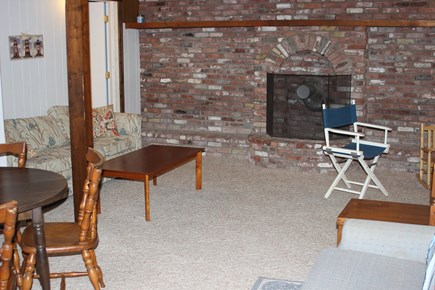 Harwich Port Cape Cod vacation rental - Finished basement - great for kids!