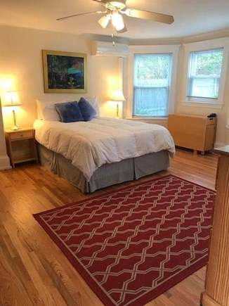 Provincetown Cape Cod vacation rental - Master Bedroom:  Enchanting and Breezy