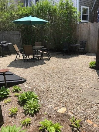 Provincetown Cape Cod vacation rental - Dreamy and Exclusive Backyard