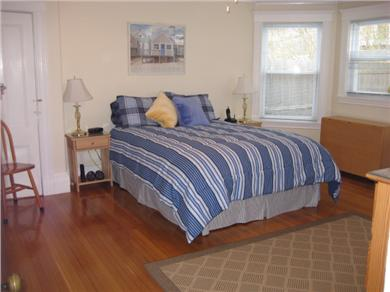 Provincetown Cape Cod vacation rental - Master Bedroom with View of PT Monument