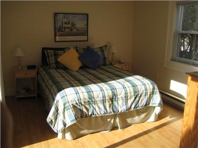 Provincetown Cape Cod vacation rental - Guest Bed Room With Outdoor Access to Patio