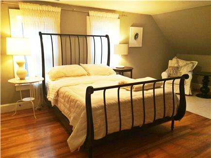 Brewster Cape Cod vacation rental - Upstairs are 4 bedrooms. This is the 1st queen.
