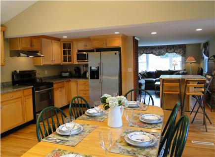 Chatham Cape Cod vacation rental - Open floor plan with brand new kitchen