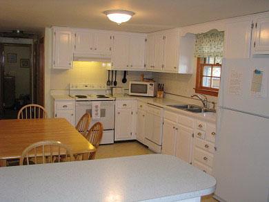 East Dennis/Scargo Hill Cape Cod vacation rental - Updated Kitchen Seats 6