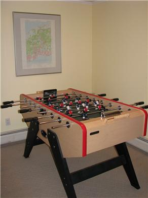 East Dennis/Scargo Hill Cape Cod vacation rental - Family Fun with Foosball