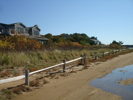Wellfleet Cape Cod vacation rental - Directly in front of this beach side home
