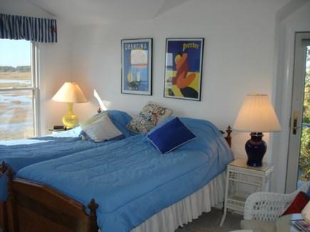 Wellfleet Cape Cod vacation rental - Waterviews from bedroom