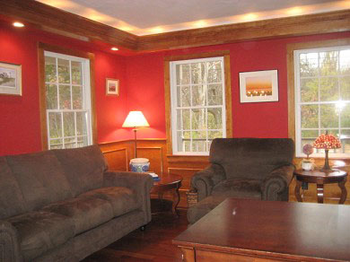 Orleans Cape Cod vacation rental - The cozy den