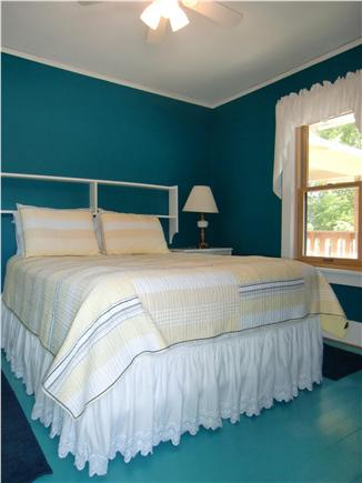 9 Pond Road, Orleans Cape Cod vacation rental - Back Bedroom with Queen Bed